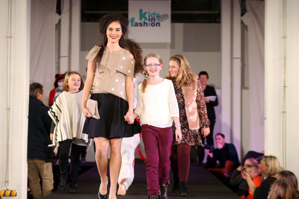 Kids in Fashion Event 2015
