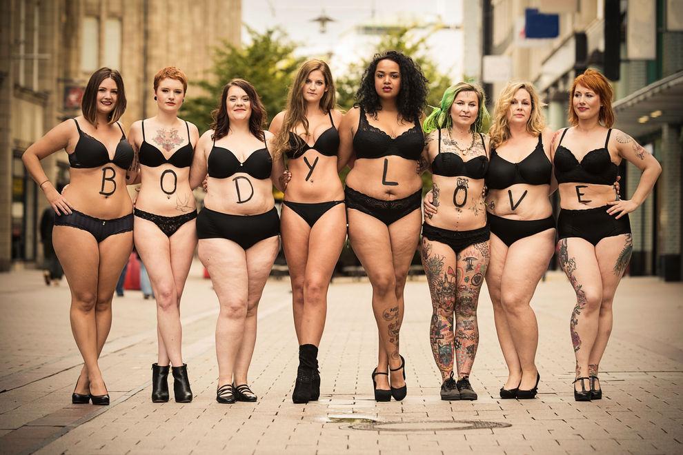 Fotografin zeigt die Schönheit der Vielfalt