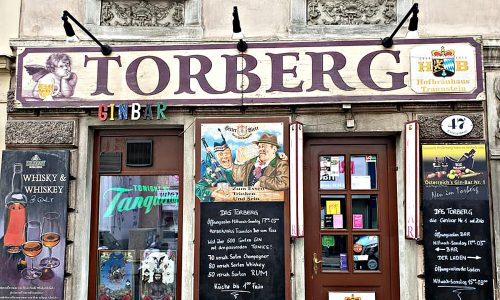 Das Torberg: 600 Gin, da musst du hin!