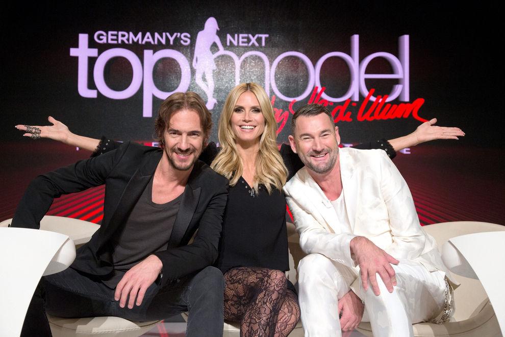 Glamourshooting und Drogengerüchte bei Germany's next Topmodel