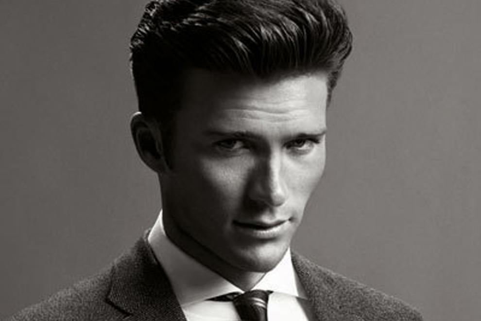 Scott Eastwood modelt für Hugo Boss