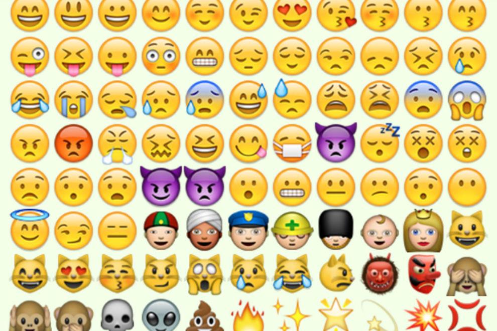 Je Mehr Emojis Du Nutzt Desto Mehr Sex Hast Du