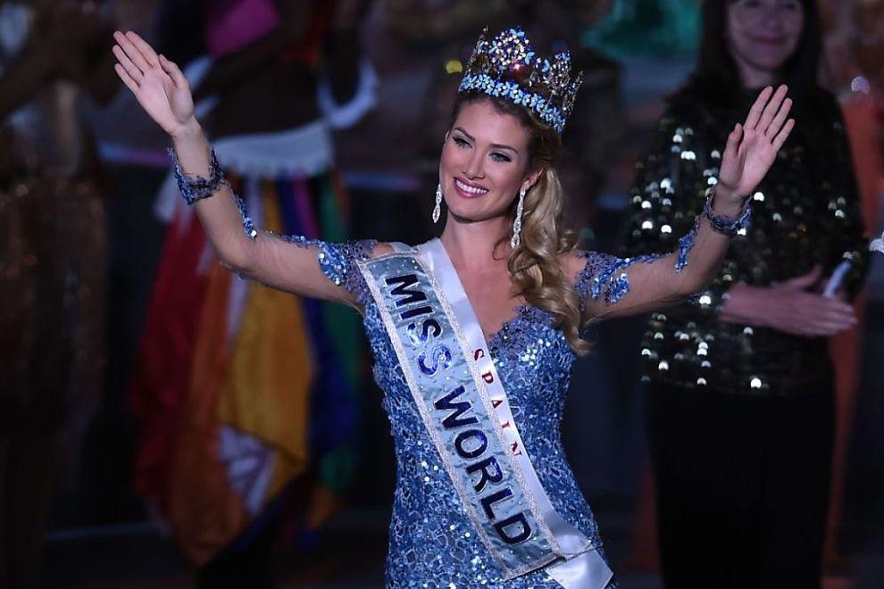 Das ist die neue Miss World 2015