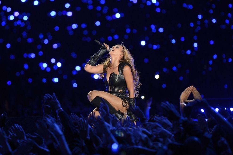 Beyoncé tritt wieder beim Super Bowl auf