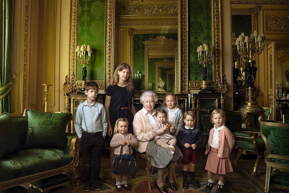 US-Starfotografin Annie Leibovitz verewigt Königin Elizabeth II.