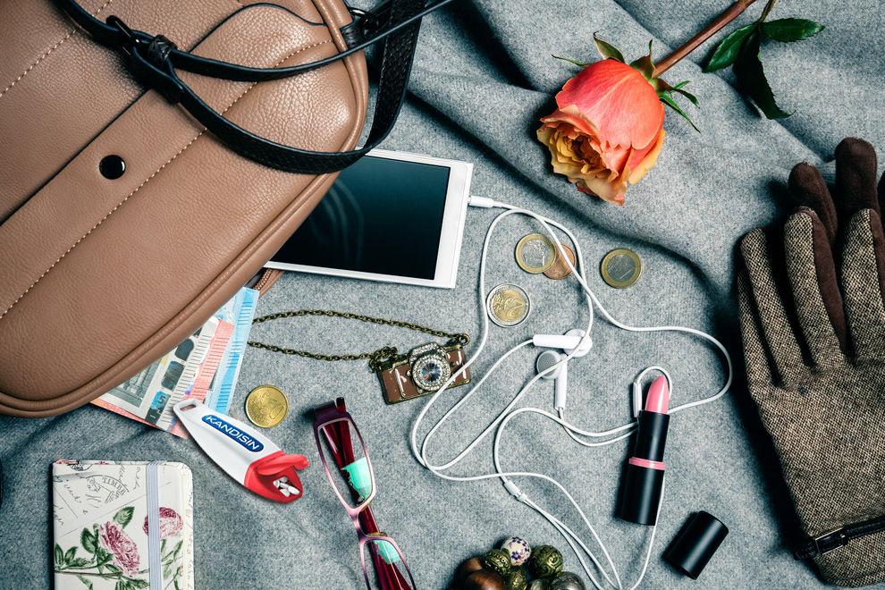 Diese 5 Mini-Gadgets gehören in jede Handtasche