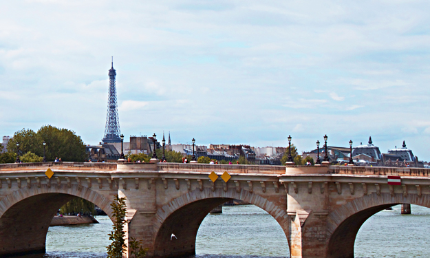 Das perfekte Wochenende in Paris