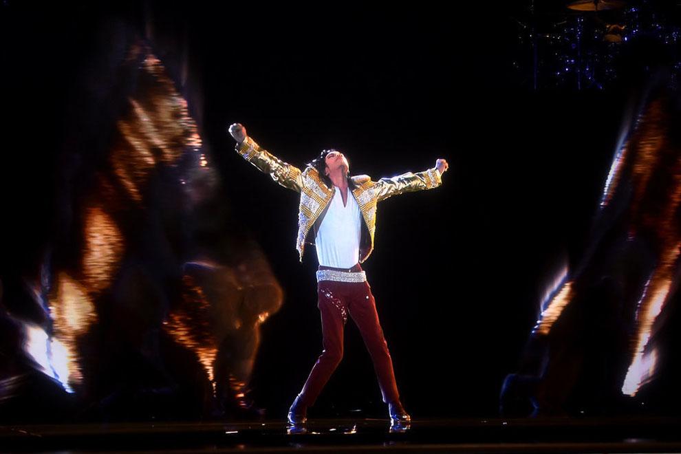 Michael Jackson tritt als Hologramm bei Billboard Awards auf