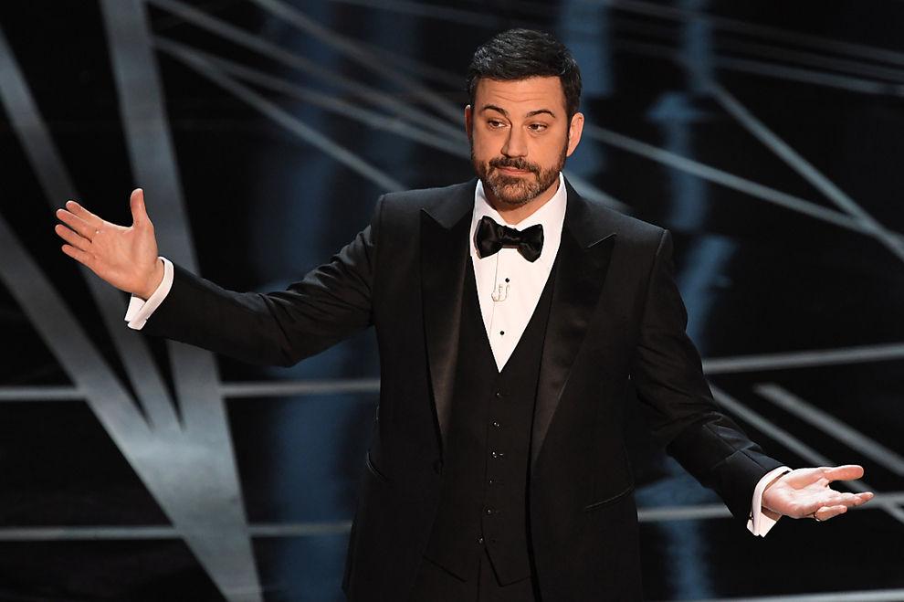 So positionierten sich die Stars am roten Teppich der Oscars 2017