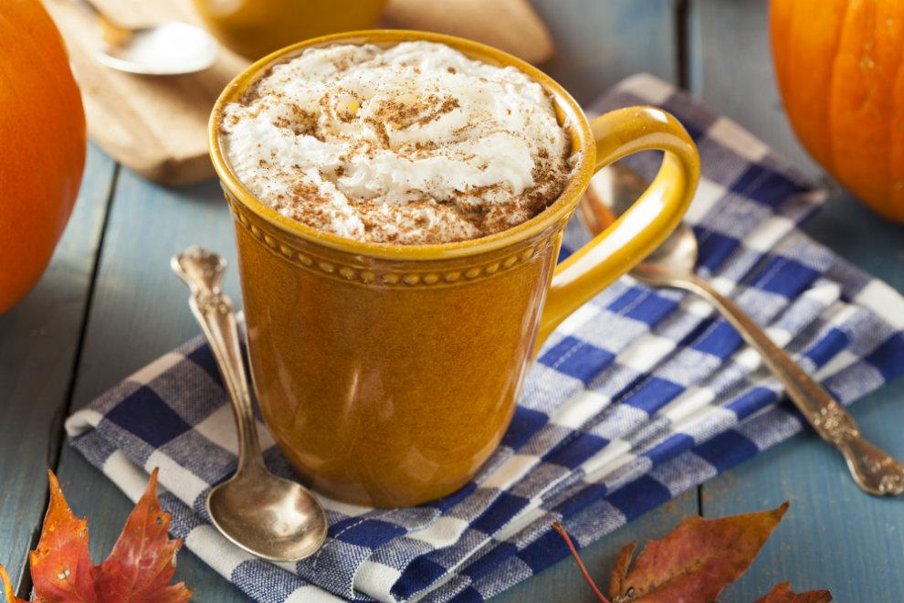 Pumpkin Spice Latte zum Selbermachen