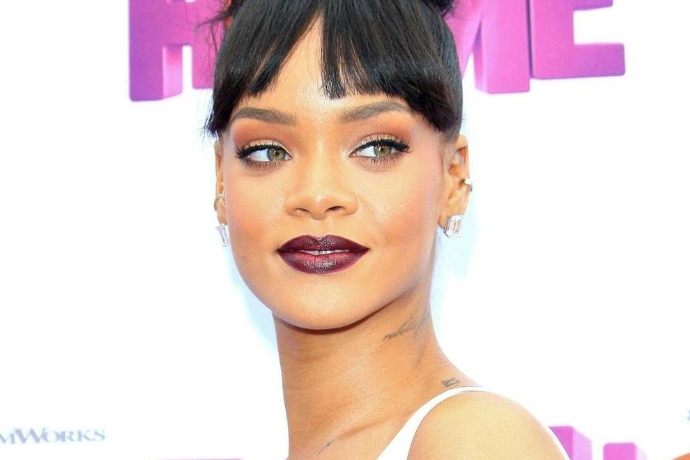 So sexy feiert Rihanna mit ihrem Neo-Lover auf Barbados