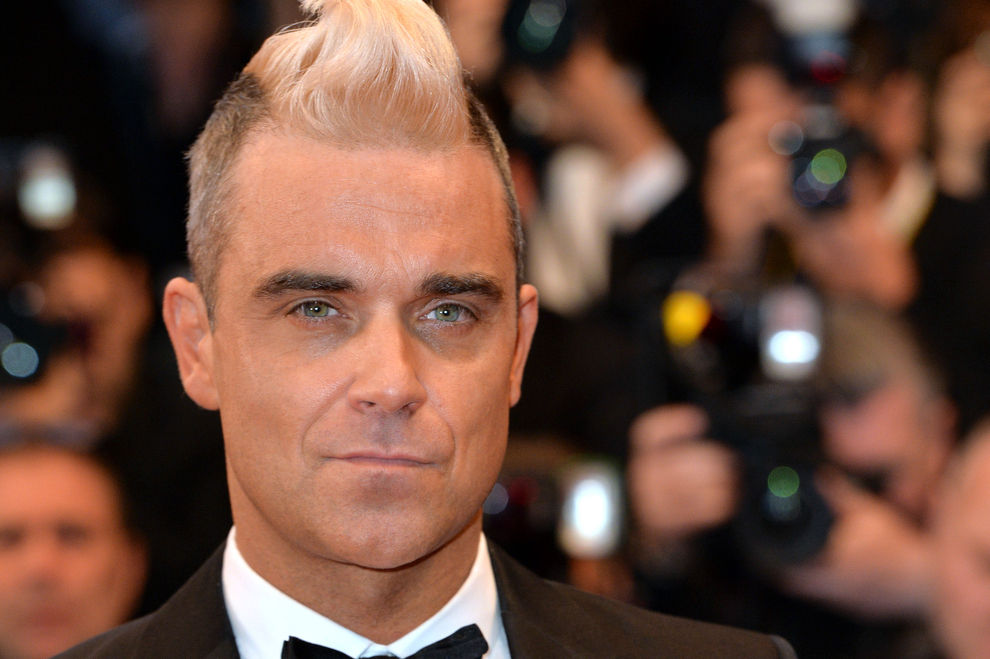 Robbie Williams kündigt neues Album für November an