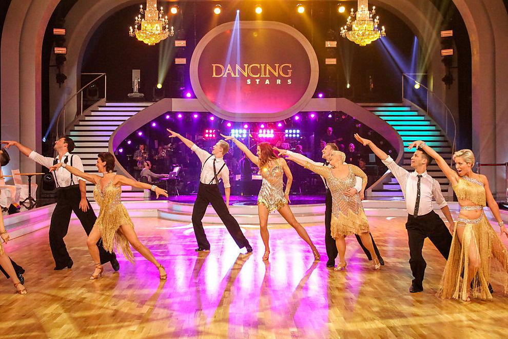 Dancing Stars gestartet