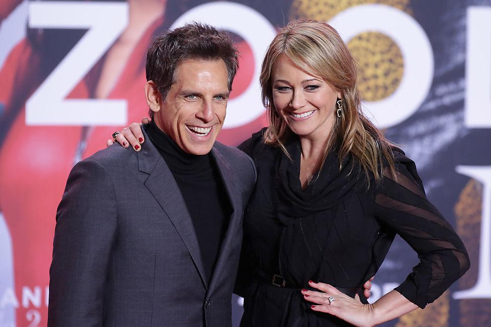 Ben Stiller und Christine Taylor lassen sich scheiden