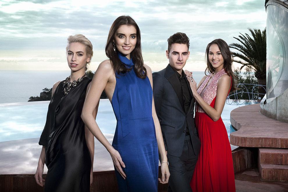 Fabian ist Austria's Next Topmodel