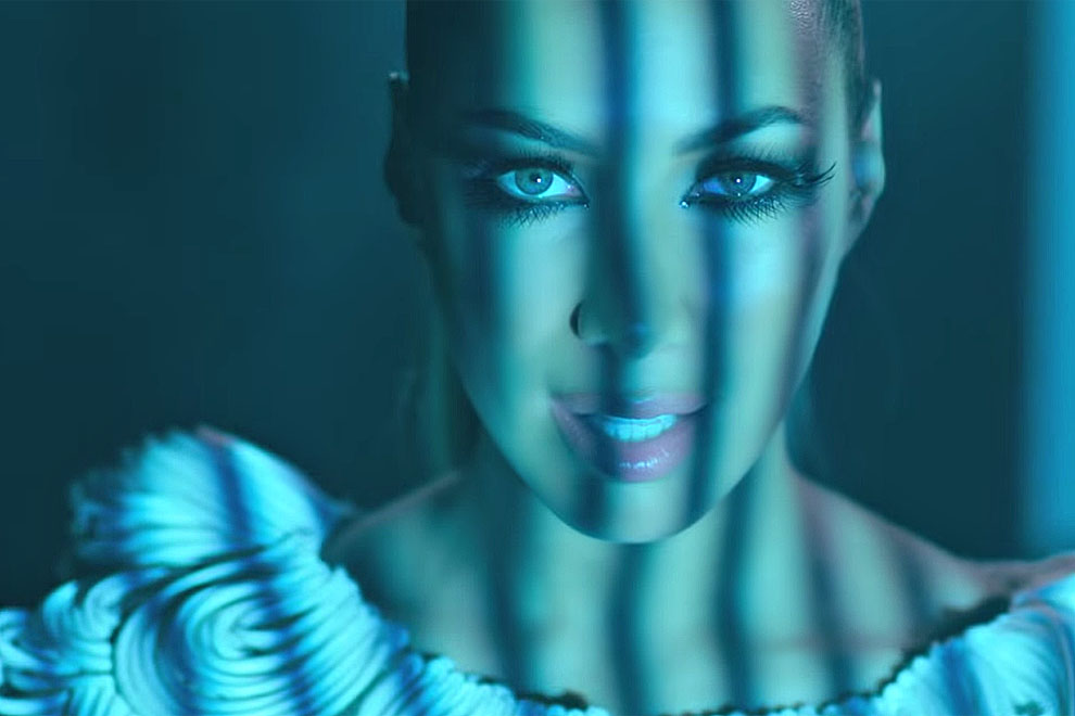 Leona Lewis kommt zum Life Ball