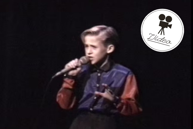 Hier rockt Ryan Gosling die Bühne