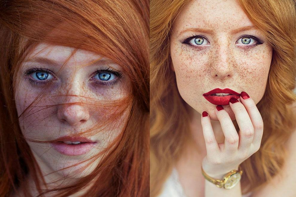 Porträts von seltener Schönheit