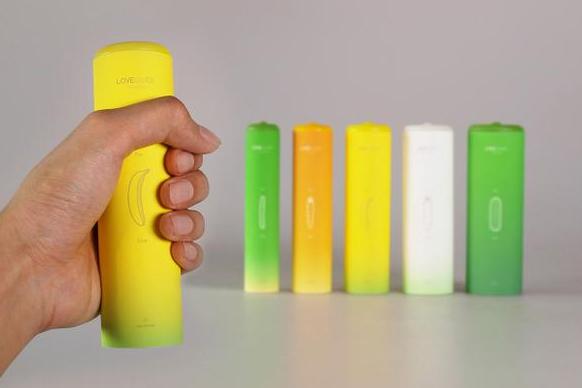Diese Kondom-Packung schafft Klarheit bei der Kondomgröße