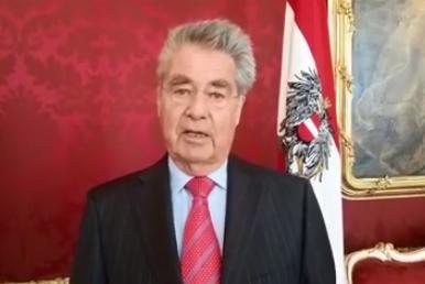 Bundespräsident Heinz Fischer meldet sich zu Wort