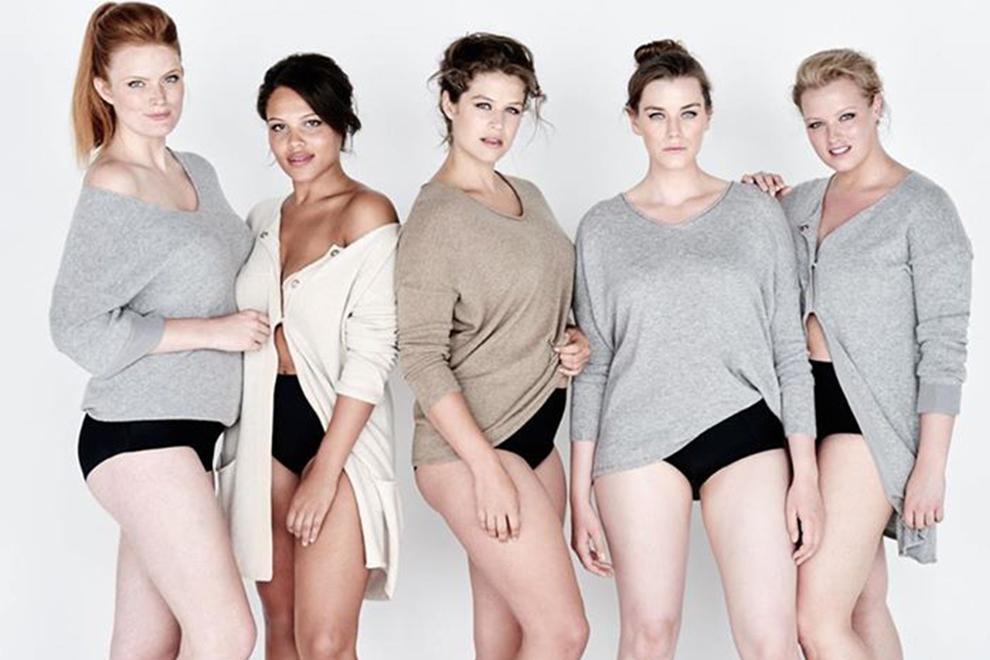 Diese Frauen kämpfen mit ihren Kurven für mehr Akzeptanz