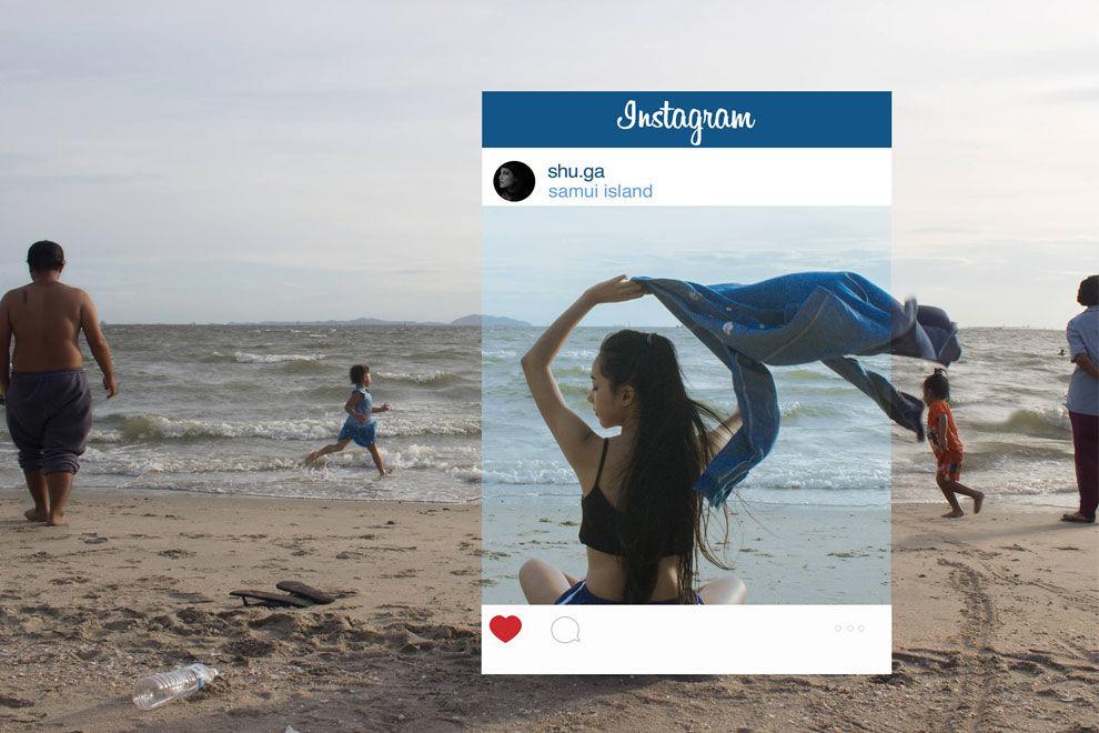 So sehen Instagram-Bilder wirklich aus
