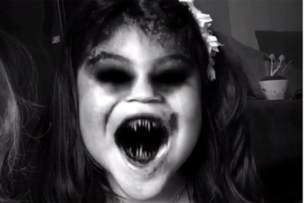 Eltern spielen ihren Kids mit Snapchat böse Streiche