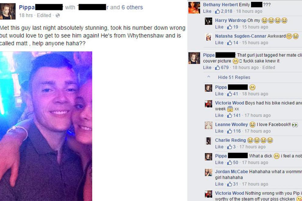 Untreuer Mann wird via Facebook entlarvt