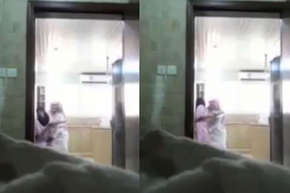 Frau filmt Ehemann beim Grapschen und landet im Gefängnis