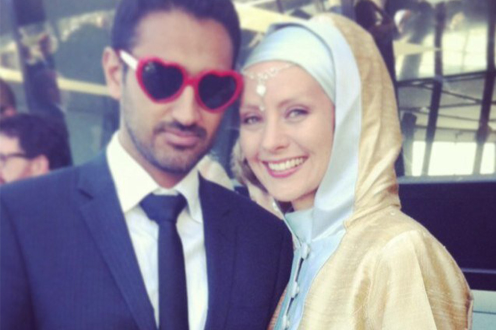 Diese Muslimin nutzt Hetze im Netz für guten Zweck