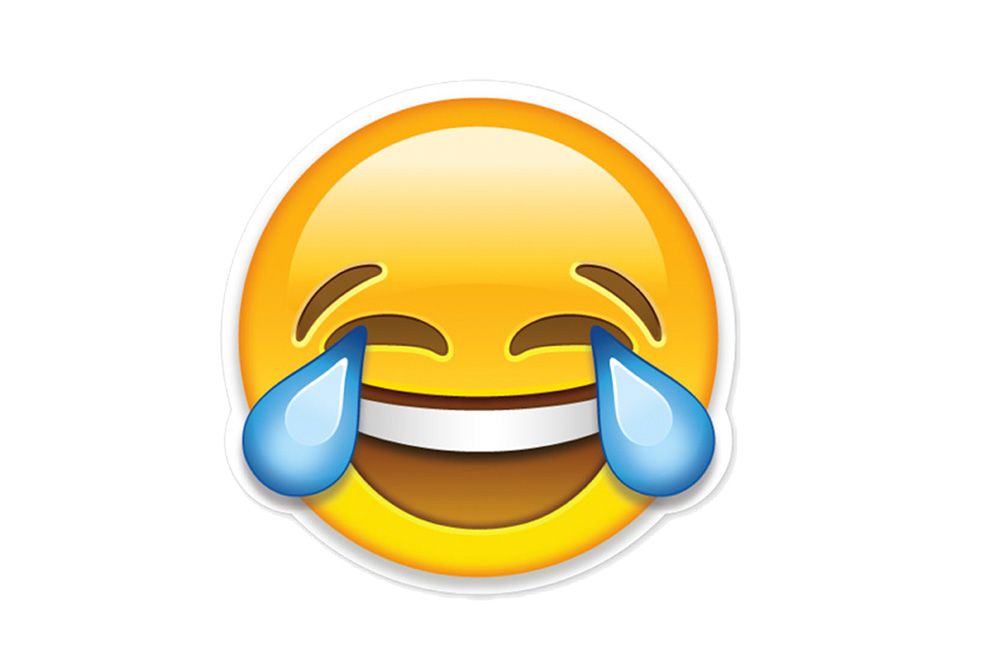 Das Wort des Jahres ist ein Emoji