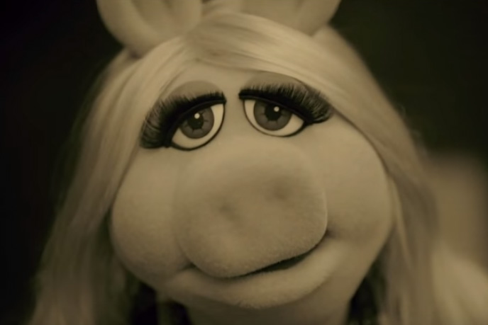 Miss Piggy covert Adele