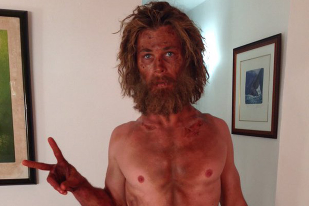 Was ist mit Chris Hemsworth passiert?
