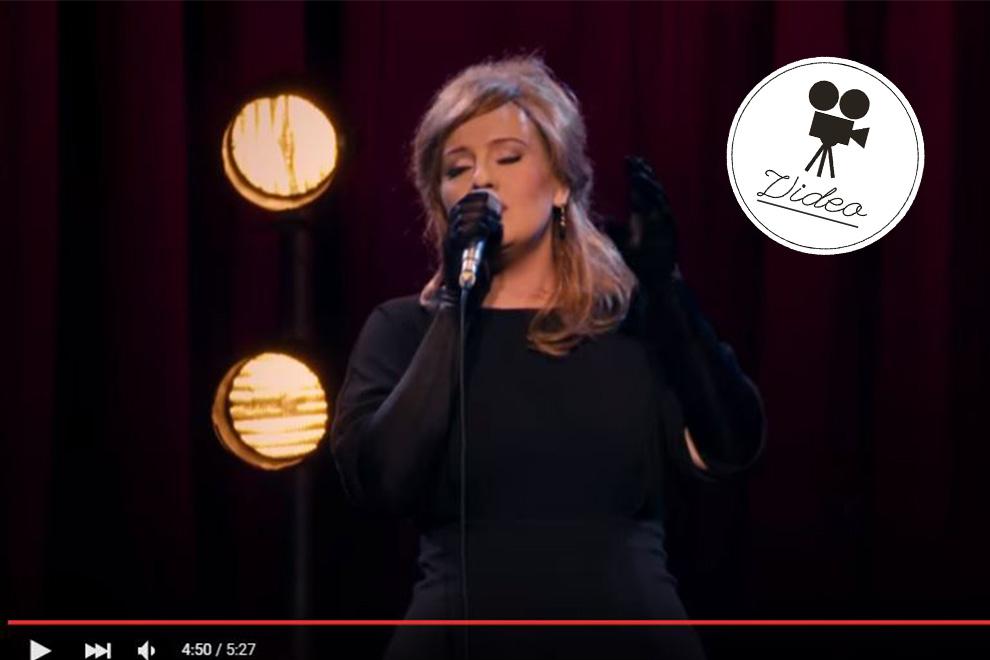 Adele tritt unerkannt bei Double-Wettbewerb auf