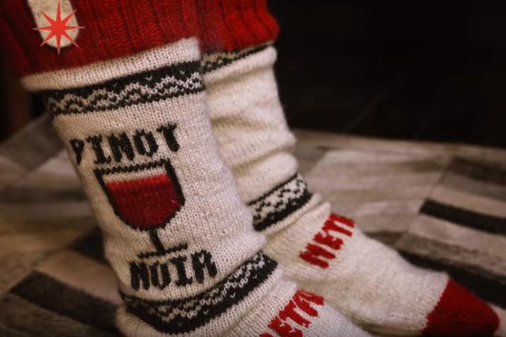 Netflix stellt interaktive TV-Socken vor
