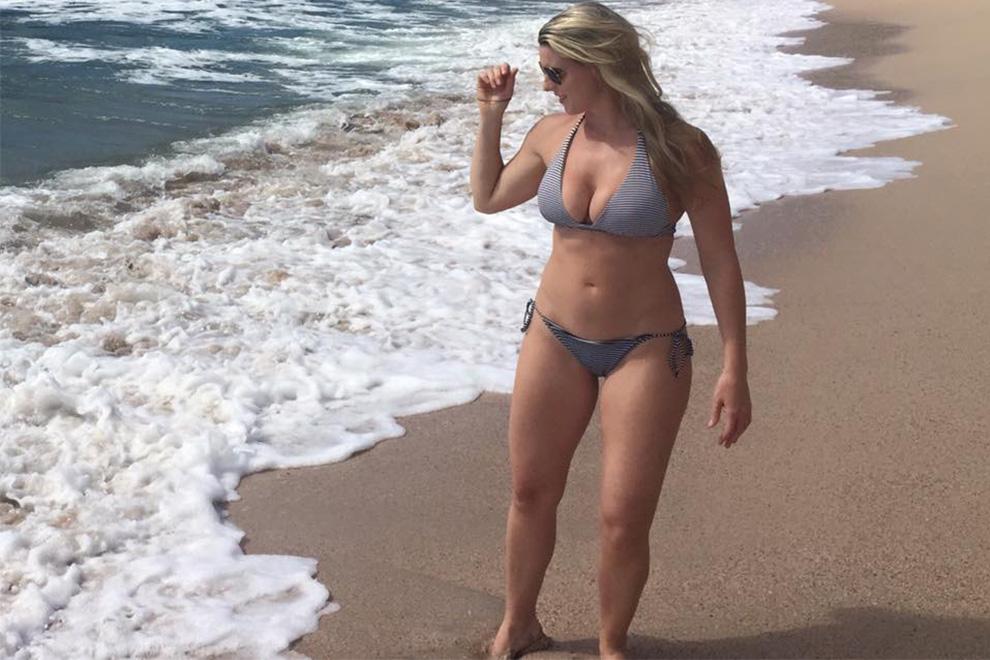 Dieses Bikini-Foto stellt den gängigsten Neujahrsvorsatz in Frage