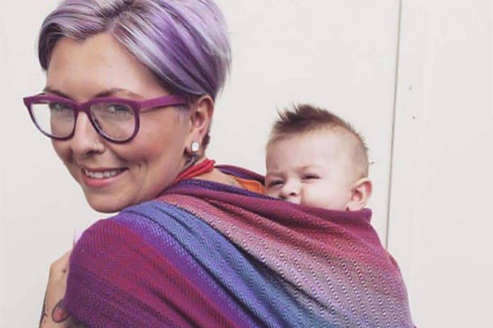 Angela Gallo bricht mit Erfahrungsbericht über Masturbation während der Geburt Tabus