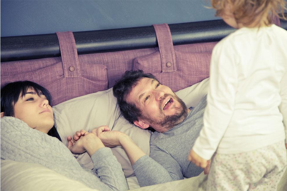 7 Dinge, die alle Eltern heimlich tun