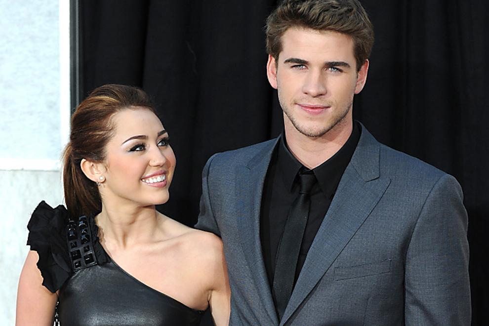 Liam Hemsworth dementiert Verlobung mit Miley Cyrus