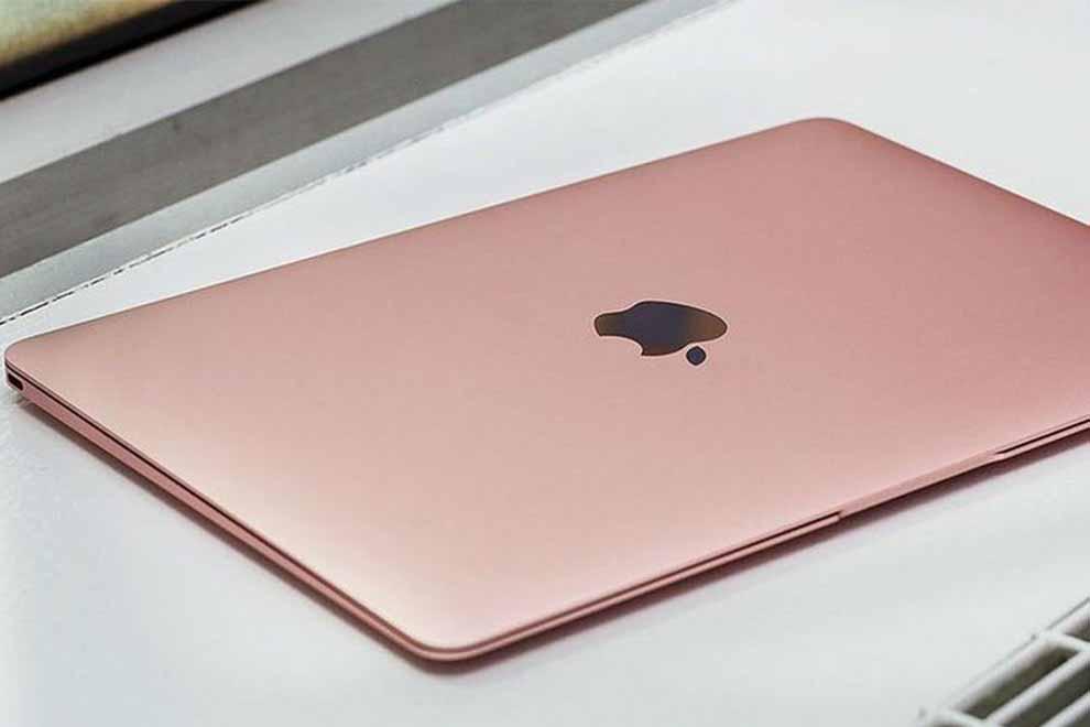 Das Apple MacBook gibt es jetzt auch in Roségold