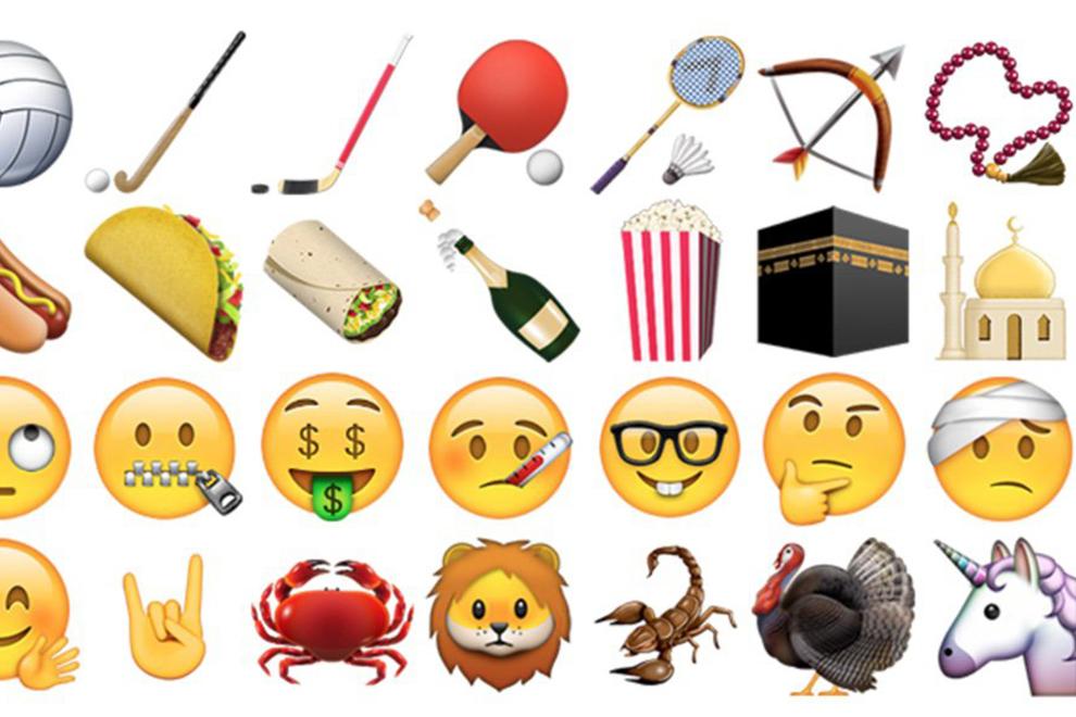 Apple veröffentlicht neue Emojis