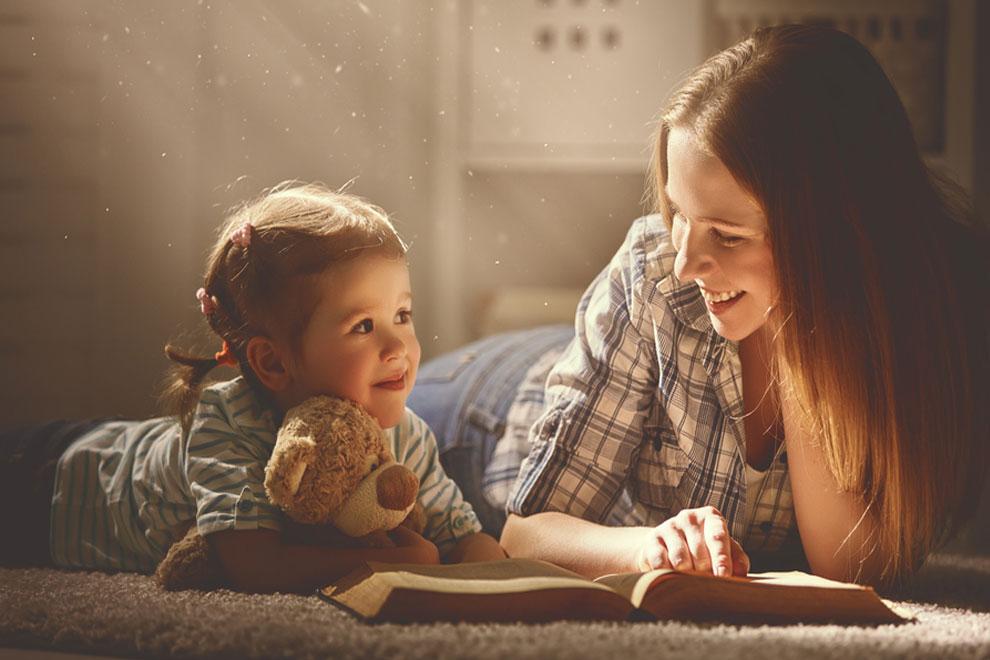 Es gibt ein Kinderbuch mit Einschlafgarantie