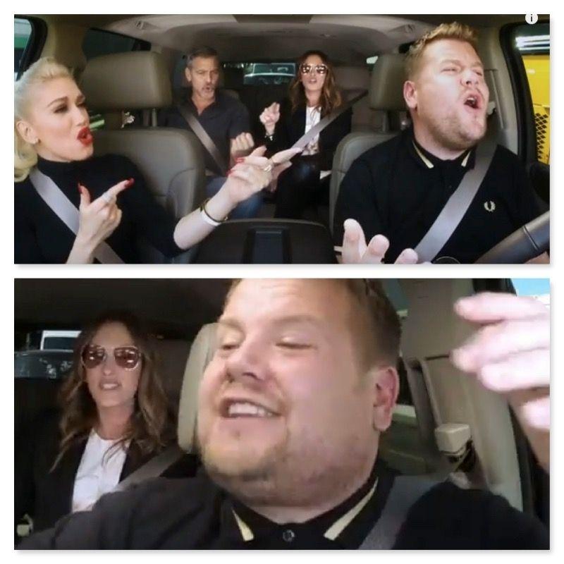 Diese Carpool-Karaoke-Folge übertrifft alles