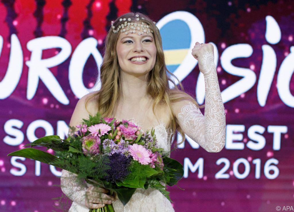 Zoe reist zum 61. Song Contest nach Stockholm