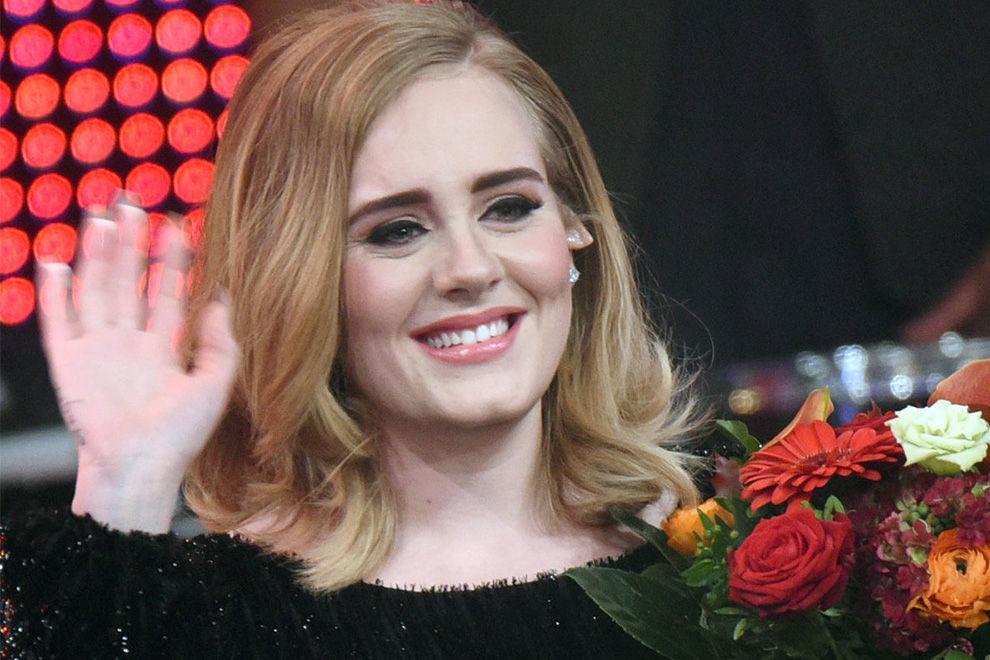 Adele bestätigt ihr süßes Geheimnis