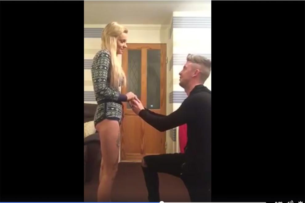 Sie denkt, er macht ihr einen Antrag – und dann DAS!
