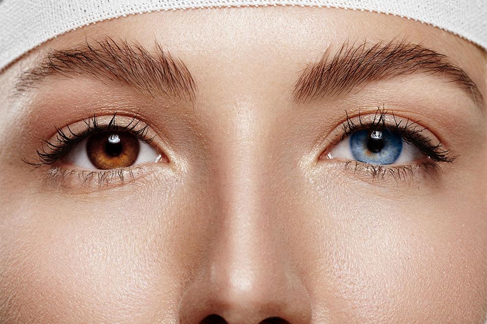 Menschen mit dieser Augenfarbe vertrauen wir am schnellsten