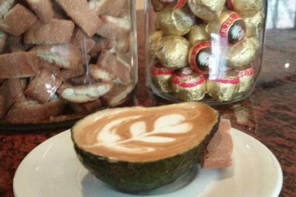 In Hipster-Cafés gibt's jetzt Latte aus Avocados