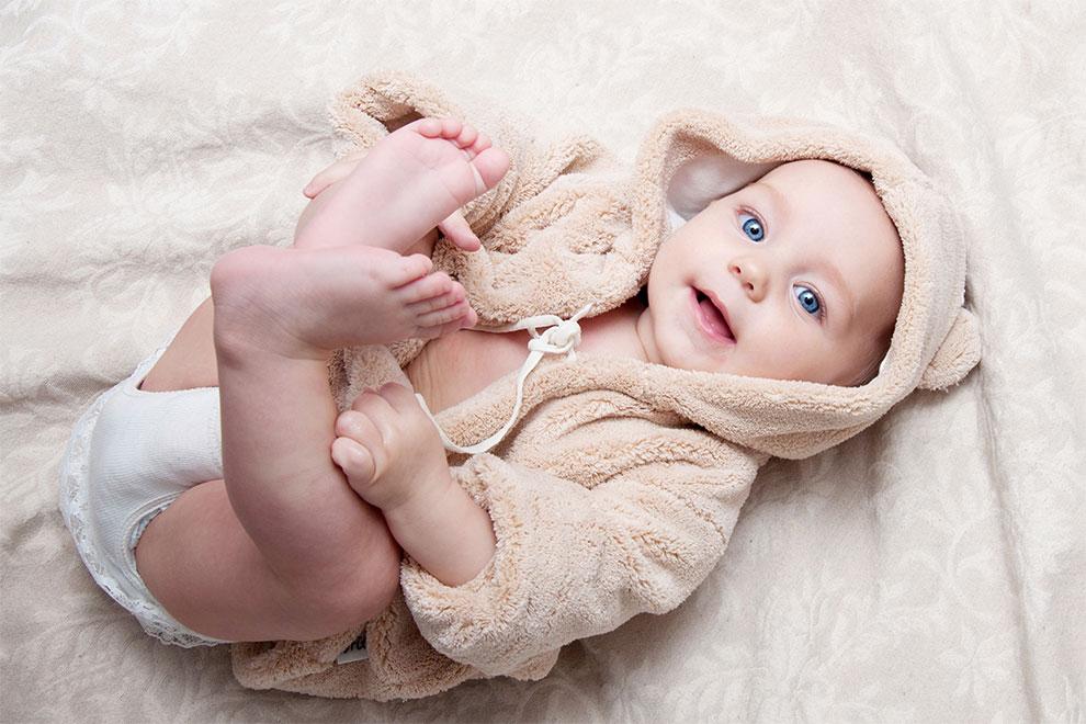 Darum kann sich die Augenfarbe bei manchen Babys verändern