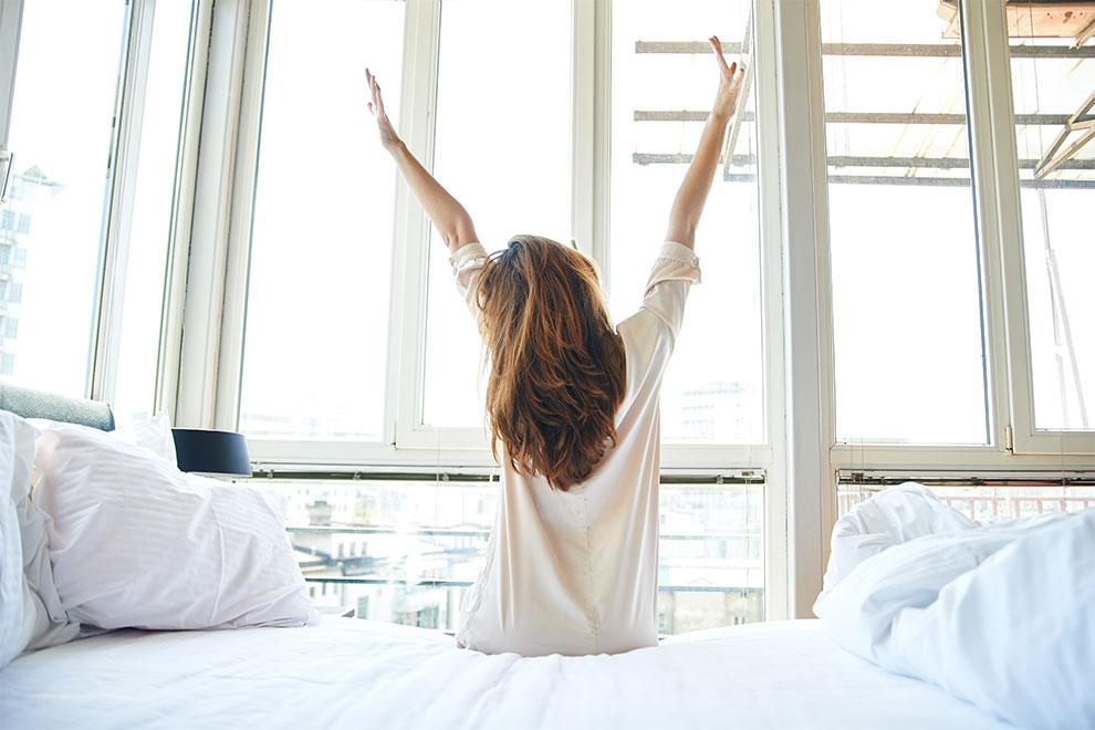 Darum können wir in Zukunft 5 Minuten länger schlafen